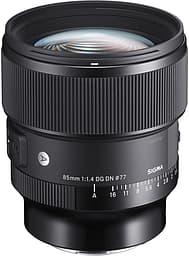 Sigma 85mm f/1.4 DG DN Art -teleobjektiivi, Sony E