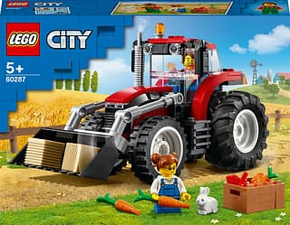LEGO City Great Vehicles 60287 - Traktori