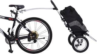 Matkaaja Shopping -polkupyörän peräkärry