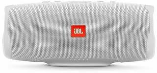 JBL Charge 4 -Bluetooth-kaiutin, valkoinen