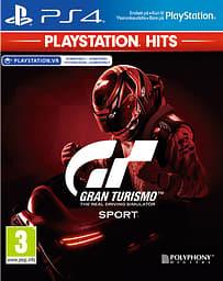 Gran Turismo Sport (PlayStation Hits) -peli, PS4