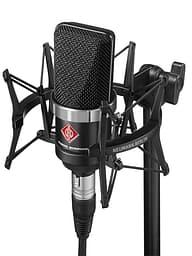 Neumann TLM 102 MT Studio Set kondensaattorimikrofoni joustoadapterilla