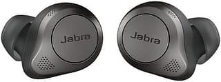 Jabra Elite 85t -Bluetooth-vastamelukuulokkeet, musta/titaani