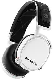 Steelseries Arctis 7 (2019 Edition) -kuulokemikrofoni, valkoinen