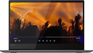 """Lenovo Yoga S730 13,3"""" -kannettava, Win 10 64-bit, harmaa"""