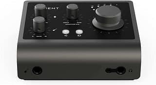 Audient iD4 MKII -äänikortti USB-väylään