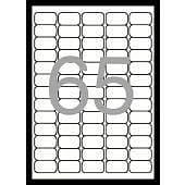 Dataline yleistarra 38.1 x 21.2 mm/68 (A4)