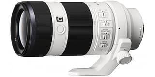 Sony 70-200 mm f/4,0 OSS telezoomobjektiivi