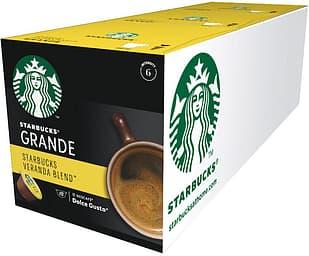 Starbucks Dolce Gusto Veranda Blend Grande -kahvikapseli, 3-PACK