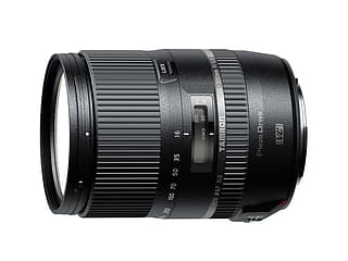 Tamron 16-300 mm F/3.5-6.3 Di II VC PZD zoom-objektiivi, Canon