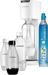 Sodastream Genesis Megapack -hiilihapotuslaite, valkoinen