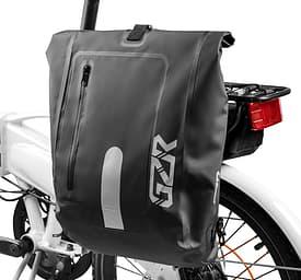 GZR Pannier -pyörälaukku, musta