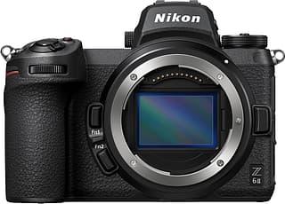 Nikon Z6 II -järjestelmäkamera, runko