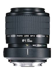 Canon MP-E 65mm f/2.8 1-5 x makro-objektiivi