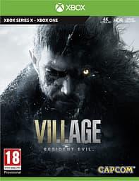 Resident Evil: Village -peli, Xbox