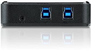 Aten US234 USB3.0 -hubi kahdelle tietokoneelle