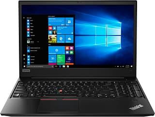 """Lenovo ThinkPad E580 15,6"""" -kannettava, Win 10 Pro"""