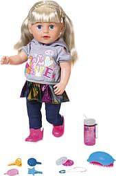 Baby Born Sister -nukke, vaaleat hiukset