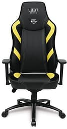 L33T Gaming E-Sport Excellence (L) -pelituoli, keltainen
