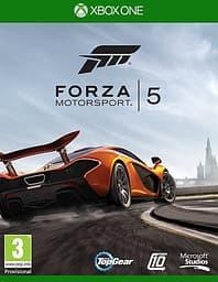 Forza Motorsport 5 Xbox One -peli