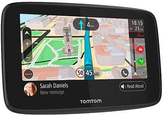 """TomTom GO 5200 World 5.0"""" -autonavigaattori, Maailma"""