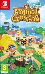 Animal Crossing: New Horizons -peli, Switch