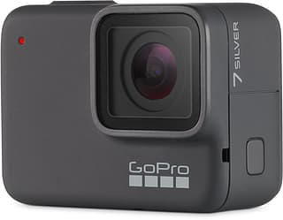 GoPro HERO7 Silver muistikortti-bundle