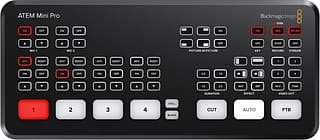 BlackMagic Atem Mini Pro -HDMI-kytkin