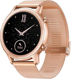 Honor Watch Magic 2 -älykello, 42 mm, pinkki/metallinen