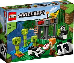 LEGO Minecraft 21158 - Pandahoitola