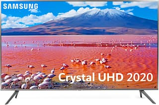 "Samsung UE43TU7172 43"" 4K Ultra HD LED-televisio"