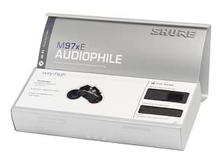 Shure M97XE -äänirasia
