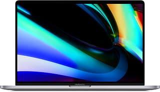 """Apple MacBook Pro 16"""" 32 Gt, 1 Tt SSD -kannettava, tähtiharmaa, MVVJ2"""