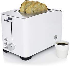 Wilfa Morgen -leivänpaahdin, valkoinen