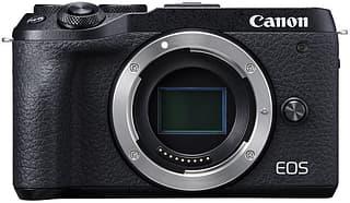 Canon EOS M6 Mark II -mikrojärjestelmäkamera, runko
