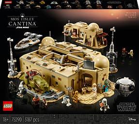 LEGO Star Wars 75290 - Mos Eisleyn kanttiini