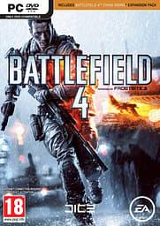 Battlefield 4 - Pre-order Edition PC-peli