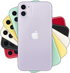 Apple iPhone 11 64 Gt -puhelin, violetti