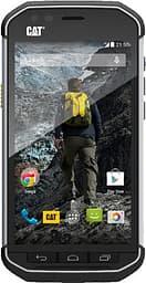 CAT S40 Dual-SIM Android -puhelin, musta