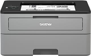 Brother HL-L2350DW -mustavalkolasertulostin