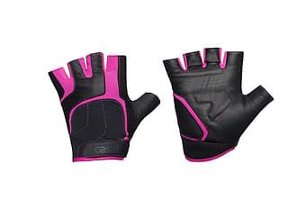 Casall Exercise Glove wmns naisten musta/pinkki treenihanska XS