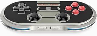8Bitdo NES30 Pro Bluetooth Gamepad -peliohjain, PC / Mac / mobiili