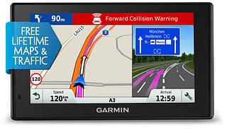 Garmin DriveAssist 51 LMT-D -autonavigaattori, Eurooppa