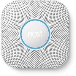 Google Nest Protect -palo- ja häkävaroitin, paristokäyttöinen