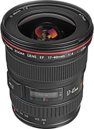 Canon EF 17-40mm f/4L USM laajakulmazoom-objektiivi