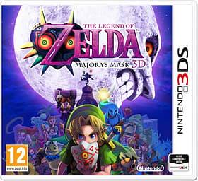 The Legend of Zelda - Majora's Mask 3D -peli, 3DS