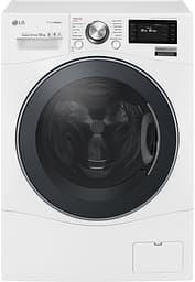 LG FH6F9BDS2 Centum System -pyykinpesukone, valkoinen