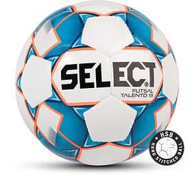 Select Talento 13 -futsalpallo, valkoinen