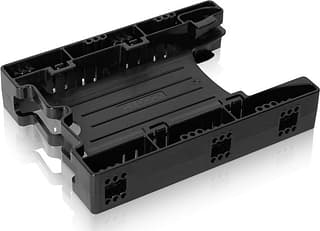 "IcyDock MB290SP-B 2 x 2.5"" - 3.5"" -adapteri"