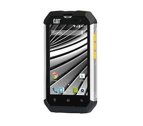 Caterpillar B15Q Dual-SIM Android älypuhelin, musta
